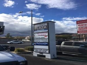pylon business signs in Henderson, NV