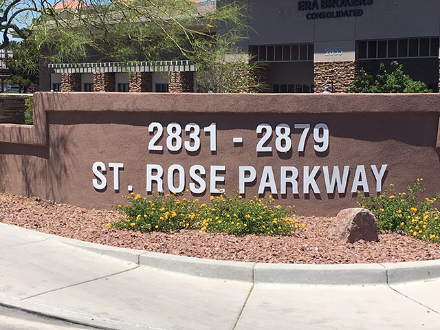 business signs in Henderson, NV
