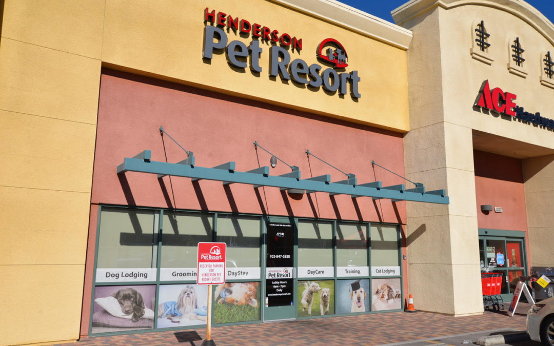 perforated signs in henderson, nevada